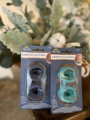 SWEETIE SOOTHER PACIFIER SET