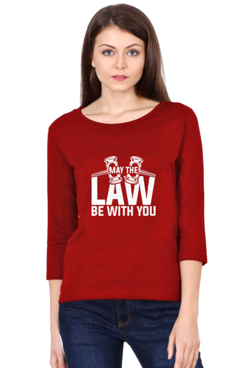 May The Law Be With You