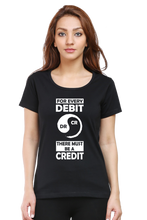 Load image into Gallery viewer, Yin Yang - Debit Credit
