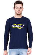 Load image into Gallery viewer, May The Calculator Be With You