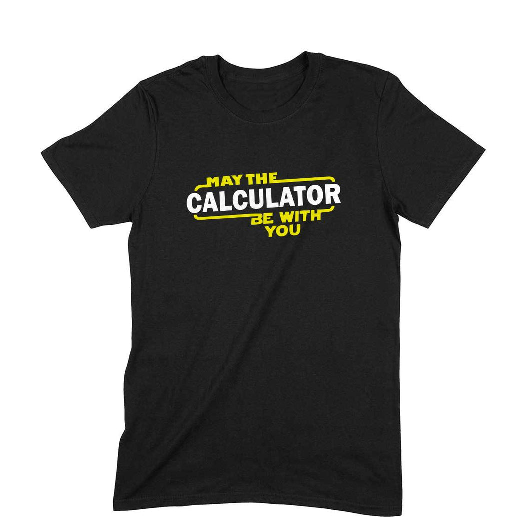 May The Calculator Be With You