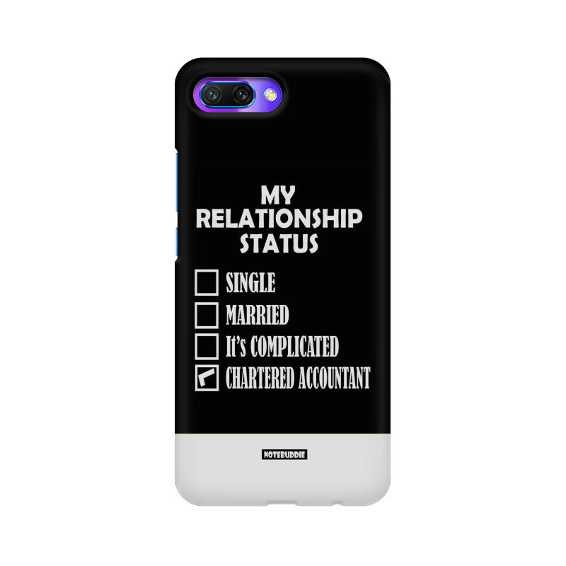 Relationship Status for Huawei