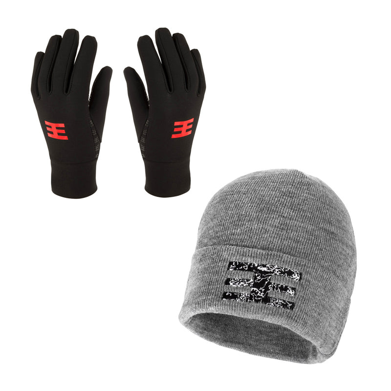 Laceeze Defiance Hat & Gloves Bundle