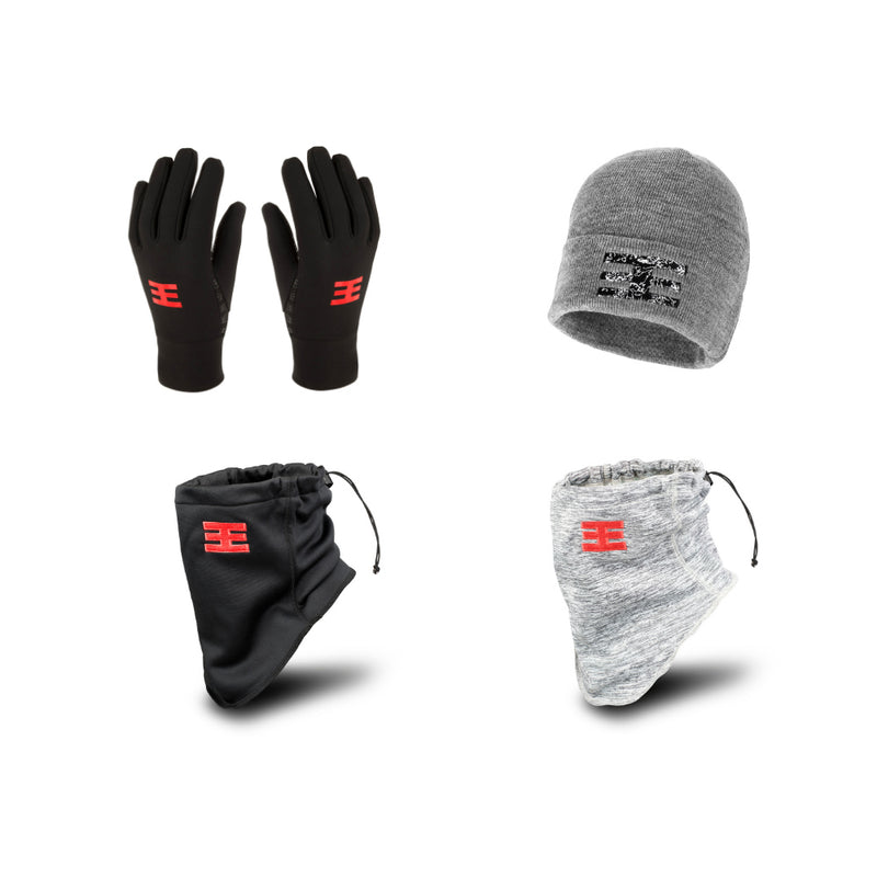Laceeze Snood, Hat & Gloves Bundle
