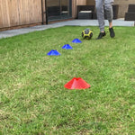 Laceeze Ultimate Training Bundle - goals, ladder, cones