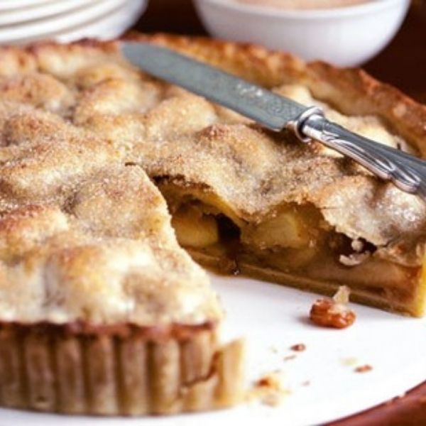 Delicious Apple Or Rhubarb Tarts