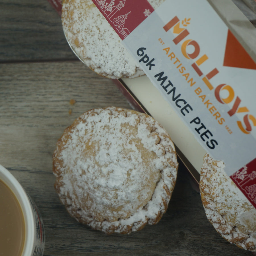 Mince Pies - Molloys Bakery