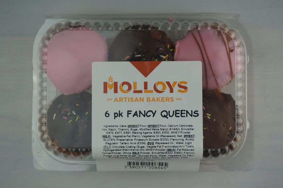 Fancy Queens - Molloys Bakery