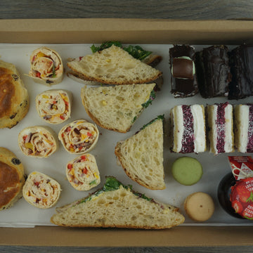 Afternoon Tea (for 2 or more) - Molloys Bakery