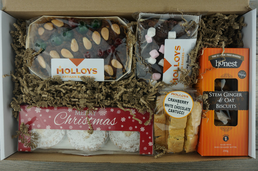Christmas Hamper (A) - Molloys Bakery