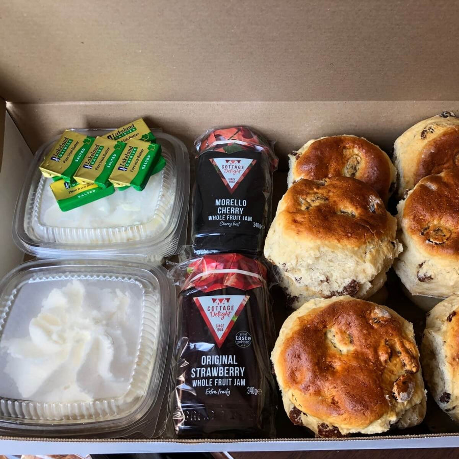 Scone Gift Box - Molloys Bakery