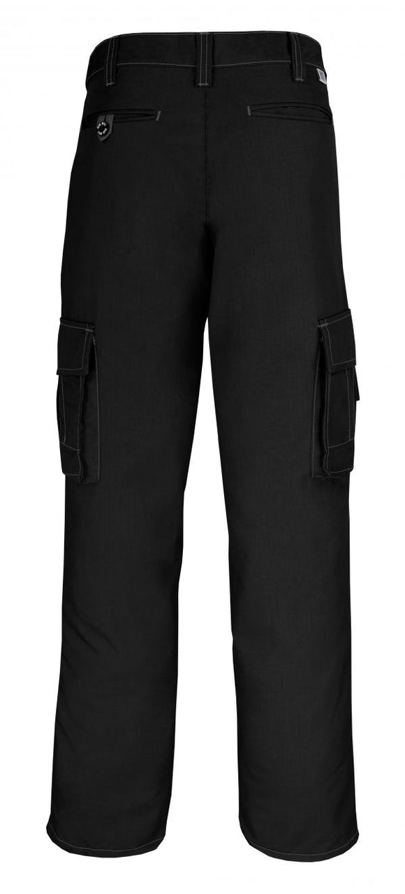 Big Bill pantalon cargo en Ripstop noir