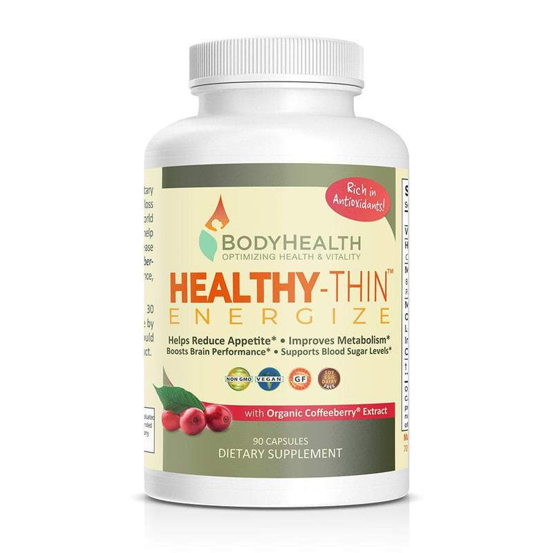 BodyHealth Healthy Thin Energize