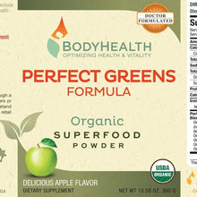 Load image into Gallery viewer, BodyHealth Perfect Greens
