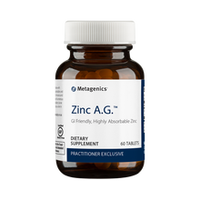 Load image into Gallery viewer, Metagenics Zinc AG 30 Tablets