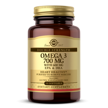 Load image into Gallery viewer, Solgar Double Strength Omega-3 700mg 60 Softgels