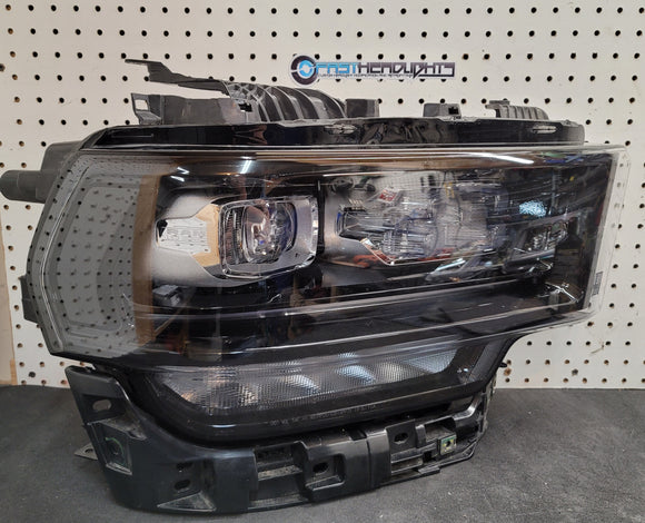 2019+ RAM Headlight builder