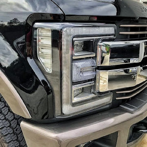 F250 OEM LED Headlight Builder (2017-19)
