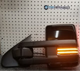GM Tow Mirror Switchback Lights (2015 Style)