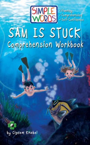 Sam Is Stuck: Comprehension Workbook