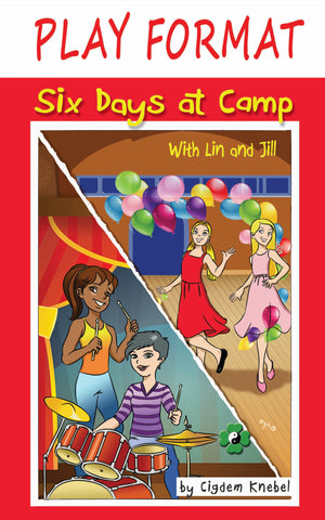 BUNDLE: Play Format for 5 Decodable Stories