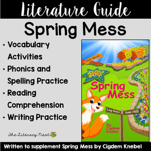 Literature Guide: Spring Mess