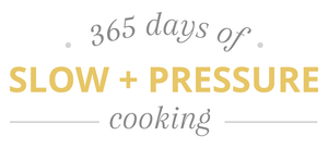 365 Days of Pressure Cooking