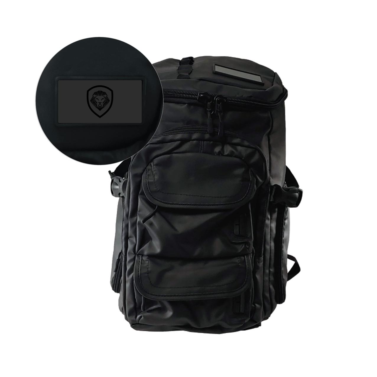 VT Black on Black Backpack