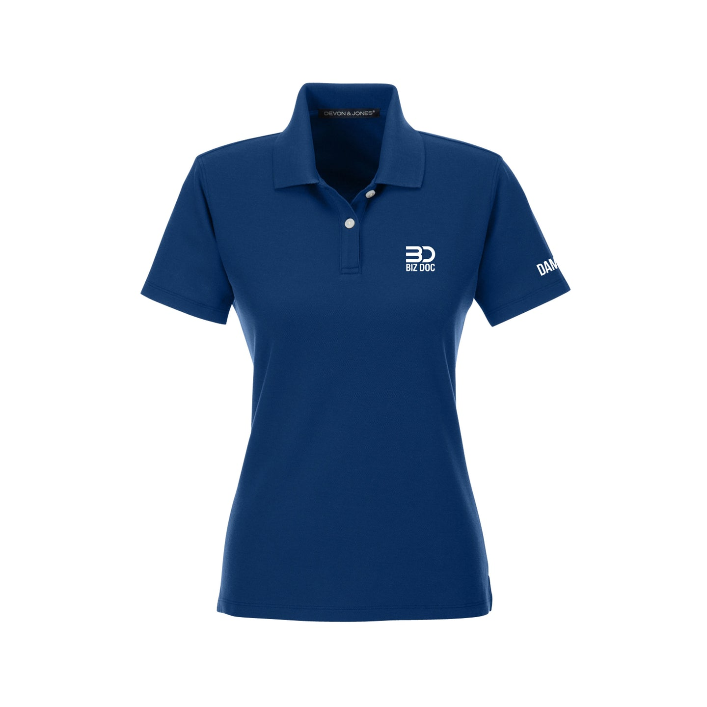 Biz Doc Ladies Polo