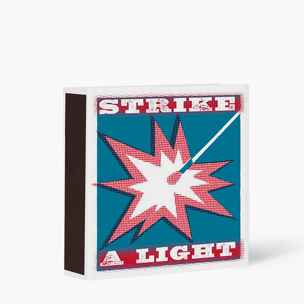 Boite d'allumettes design Strike A Light