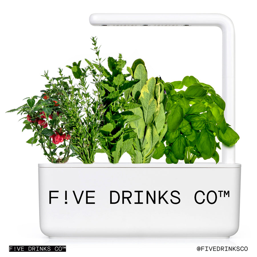 F!VE DRINKS CO™ GARNISH GARDEN