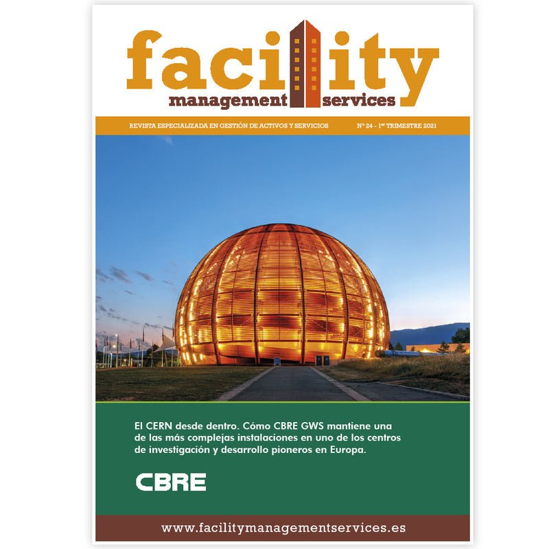 Ejemplar de revista Facility Management & Services