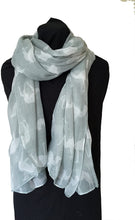 Load image into Gallery viewer, Pale Green Camel Long Scarf