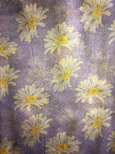 Load image into Gallery viewer, Pamper Yourself Now Lilac Daisy Scarf Lovely Soft Scarf