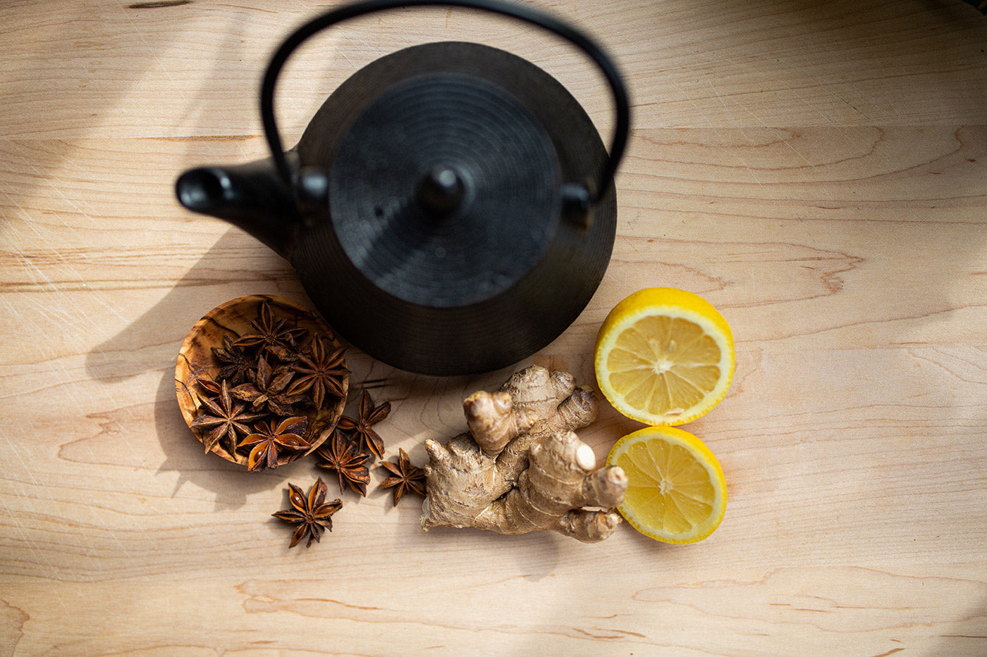 star anise immune boosting tea recipe