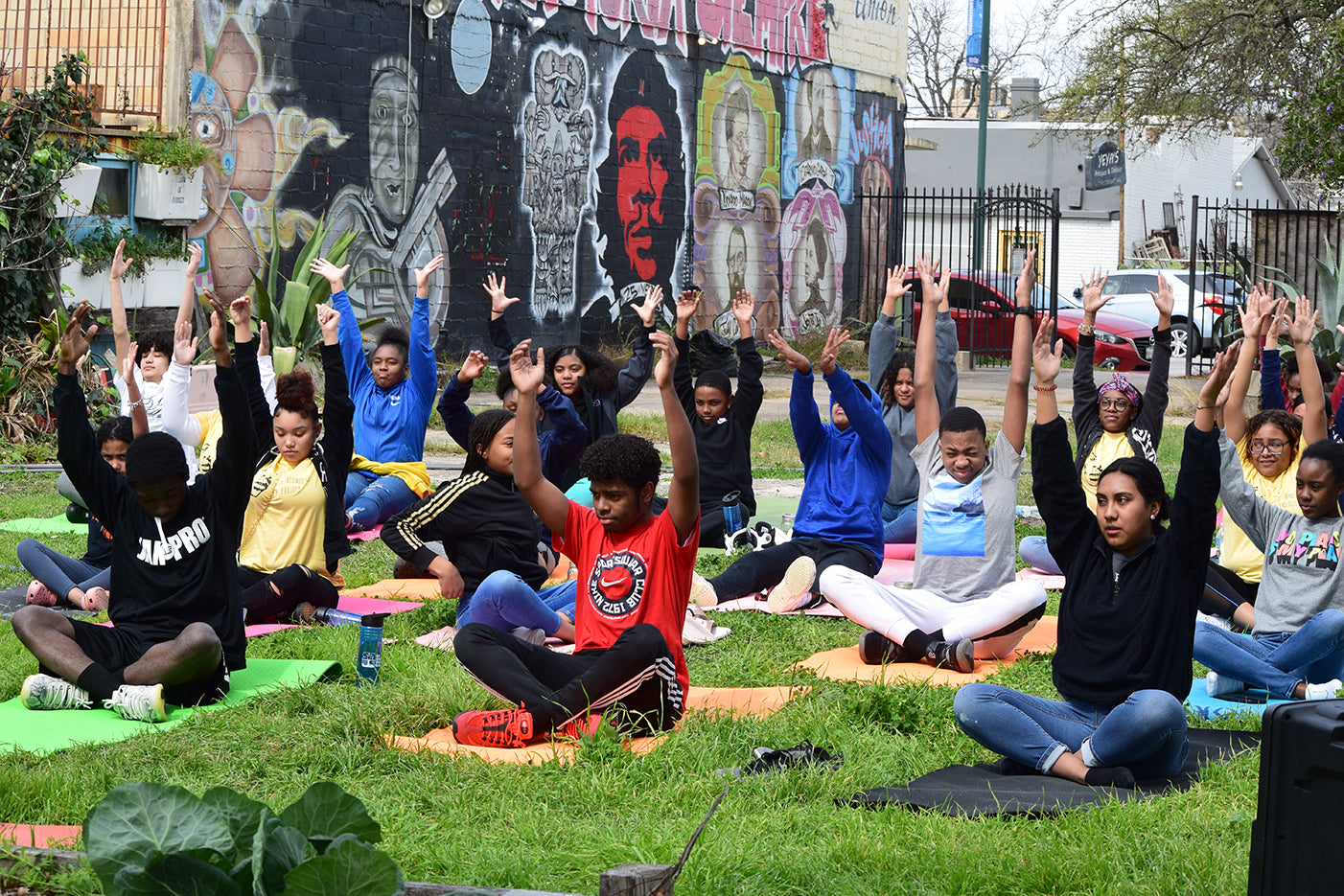 Bloom Project Youth Yoga