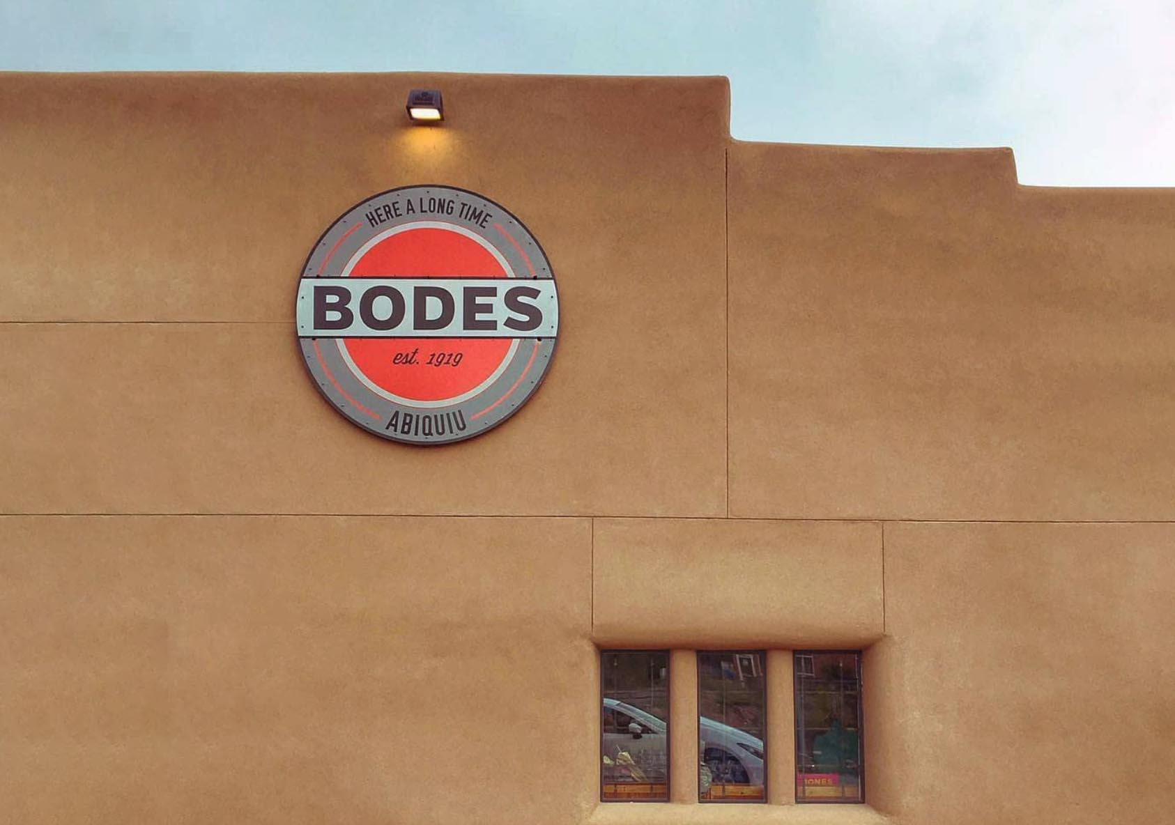 Bode's general store new mexico