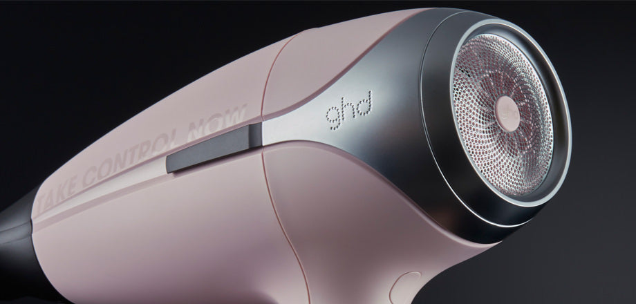 Sèche-cheveux ghd helios™ pink + Spray thermoprotecteur OFFERT