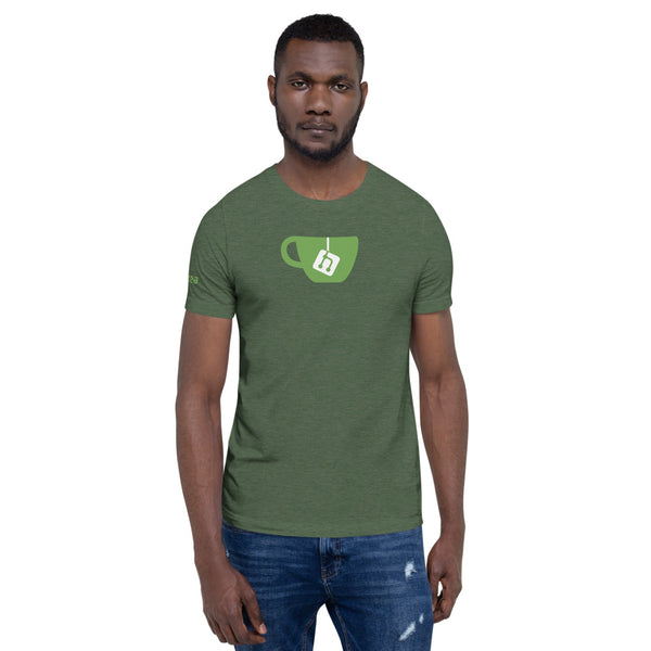 Gitea Green Short-Sleeve Unisex T-Shirt