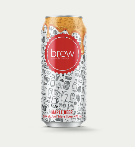 Brew microbrewery maple craft beer