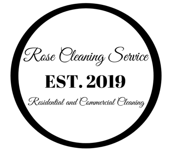 Rose Cleaning Service logo