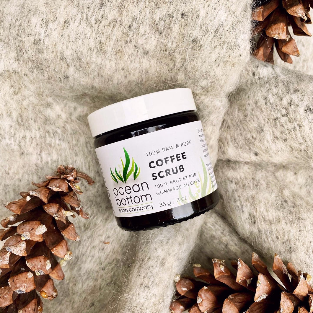 Coffee Scrub from Ocean Bottom (HST incl.)