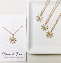 Load image into Gallery viewer, 'April' Necklace from Olive and Fern