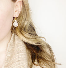 Load image into Gallery viewer, 'Crystal' Earrings by Olive and Fern (Regular)