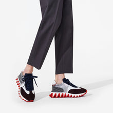 Load image into Gallery viewer, A classic or fashion silhouette from Christian Louboutin never goes out of style. Shop online the new collection! Find your perfect heel height and shop online women and men shoes, bags and accessories. Use our size guide to find your EU, US, UK shoe size