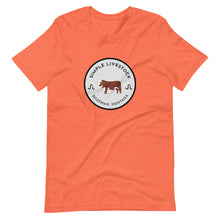 Load image into Gallery viewer, Simple Livestock Short-Sleeve Unisex T-Shirt