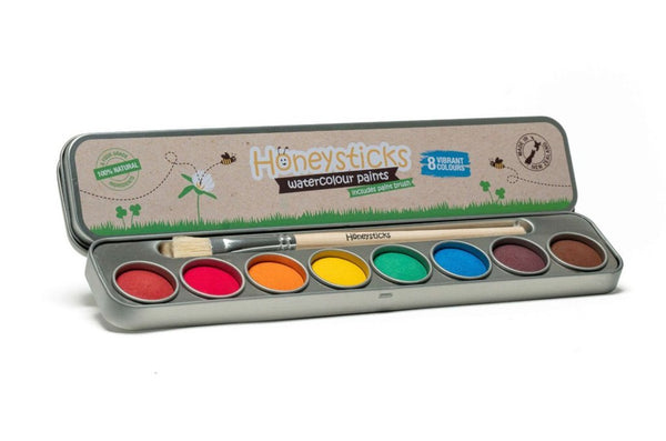 Natural Watercolour Paints