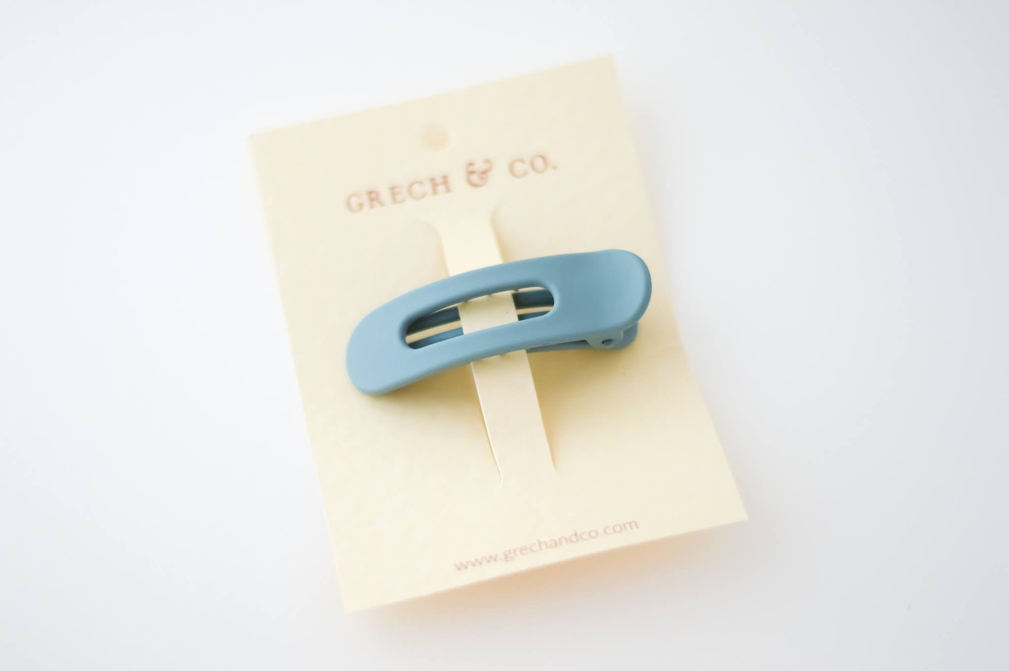 Hair Grip Clips - Light Blue