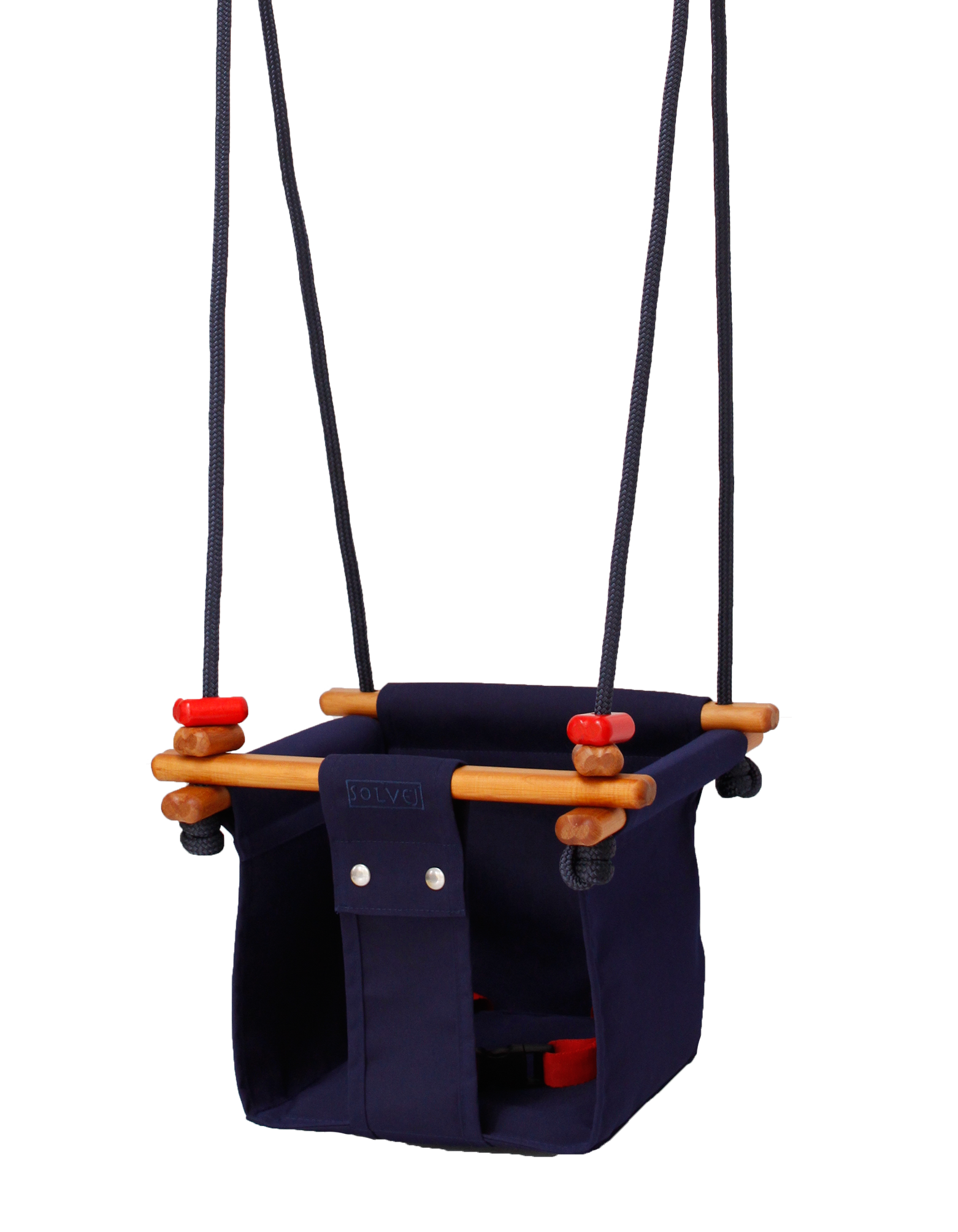 Baby & Toddler Swing - Midnight Blue