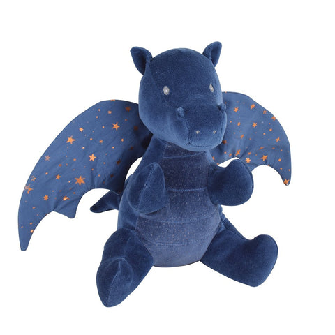 Midnight Dragon Soft Toy